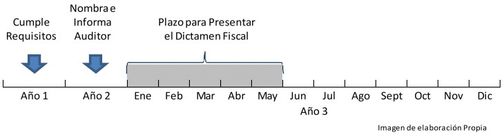 Plazo Dictamen Fiscal