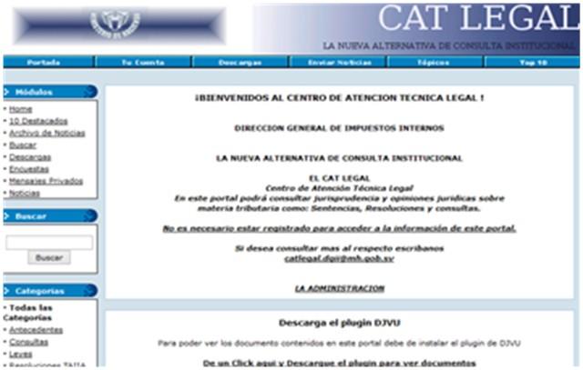 CAT Legal